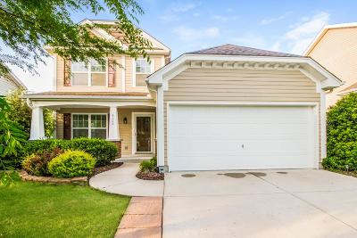 Single Family Home Under Contract - Not Showing: 3104 Aidan Ln
