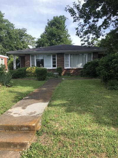 Nashville Multi Family Home For Sale: 1214 Phillips St