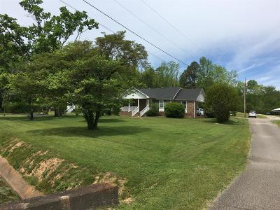 Waynesboro Single Family Home For Sale: 514 Hwy 64 West W