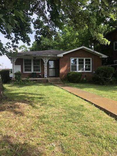 Nashville Multi Family Home For Sale: 1210 Phillips St