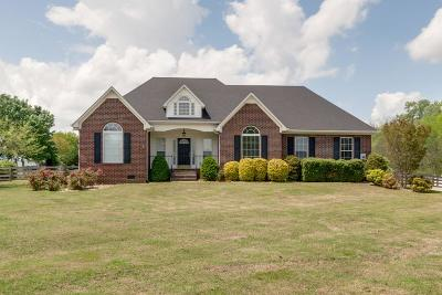 Spring Hill Rental Under Contract - Not Showing: 3501 Greensmill Road