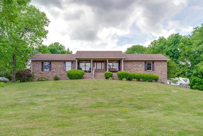 Marshall County Single Family Home Under Contract - Showing: 1800 Welch Cemetery Rd