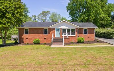 Winchester Single Family Home Under Contract - Showing: 124 Spring Hill Dr