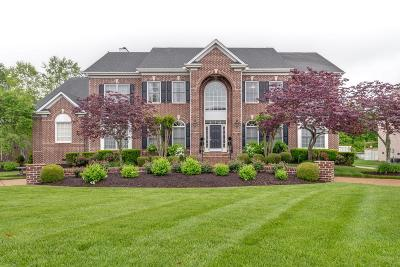 Franklin Single Family Home Under Contract - Showing: 311 Gillette Dr