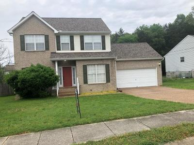 Mount Juliet Single Family Home Under Contract - Not Showing: 1030 Nighthawk Ln