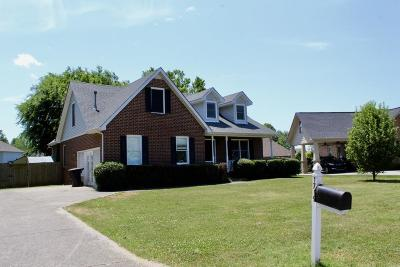 Murfreesboro Rental For Rent: 1719 Claire Court