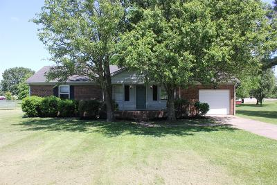Lewisburg Single Family Home For Sale: 1304 Horseshoe Dr