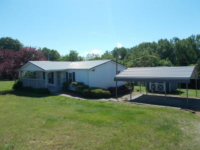 Chapmansboro TN Single Family Home Under Contract - Showing: $149,900