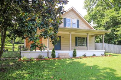 Goodlettsville Single Family Home For Sale: 1294 Louisville Hwy