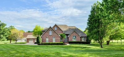 Clarksville Single Family Home Under Contract - Showing: 2998 Trough Springs Rd