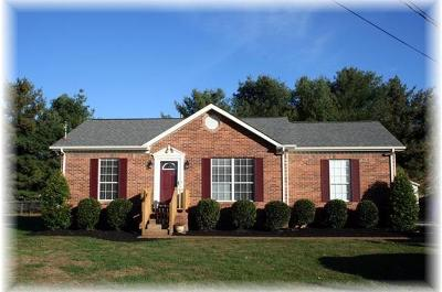 Rental Under Contract - Not Showing: 107 Bridlewood Court