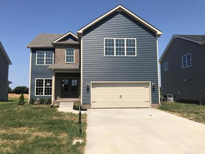 Clarksville Single Family Home For Sale: 326 Summerfield