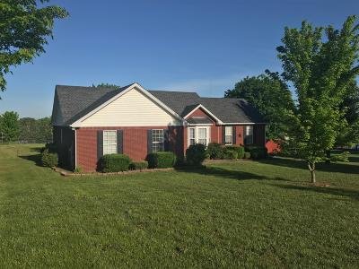 Robertson County Single Family Home For Sale: 3742 Calista Rd
