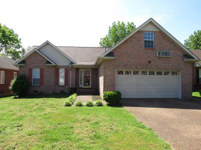 Hendersonville Rental Under Contract - Not Showing: 104 Dogwood Pl
