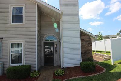 Dickson Condo/Townhouse For Sale: 226 Village Cir W