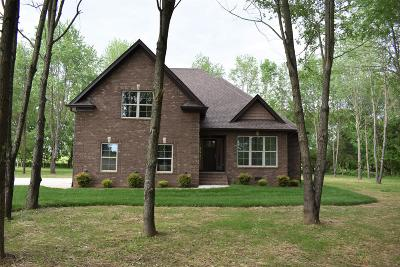 Robertson County Single Family Home Under Contract - Showing: 7610 Highway 76