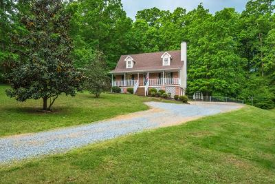 Dickson Single Family Home Under Contract - Showing: 120 Payne Springs Rd