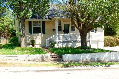 Old Hickory Single Family Home For Sale: 1305 Overton St
