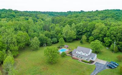 Woodlawn Single Family Home Active Under Contract: 4077 Sawmill Rd