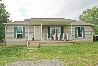 Robertson County Single Family Home Under Contract - Not Showing: 5204 Drake Rd