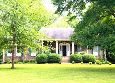 Centerville Single Family Home For Sale: 1338 Grays Bend Rd