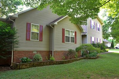 Sparta Single Family Home For Sale: 668 Iris Dr