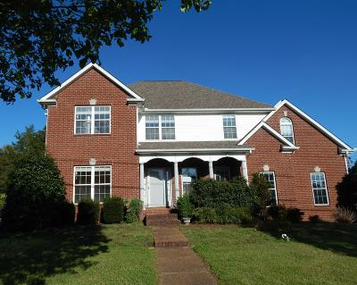 Nolensville Single Family Home Under Contract - Not Showing: 991 Dortch Ln