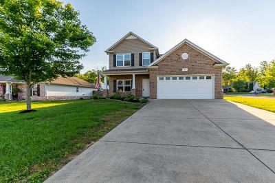 Spring Hill Single Family Home For Sale: 4991 Morning Dove Ln