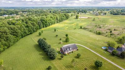 Robertson County Single Family Home For Sale: 3945 Glen Raven Rd