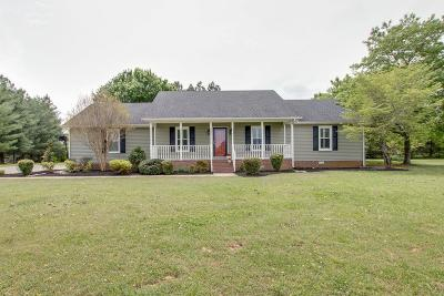 Murfreesboro Single Family Home Under Contract - Not Showing: 2019 Cambridge Ct