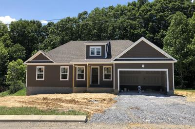 White Bluff Single Family Home For Sale: Diane Loop Lot 5