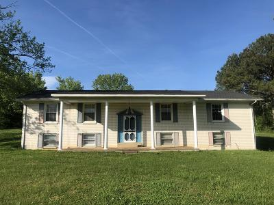 Lawrenceburg Single Family Home For Sale: 250 Redhill Center Rd