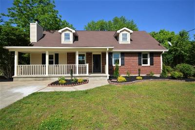Old Hickory Single Family Home Under Contract - Not Showing: 917 Bettie Dr