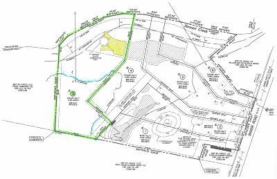 Smyrna Residential Lots & Land For Sale: Baker Road - Lot 3