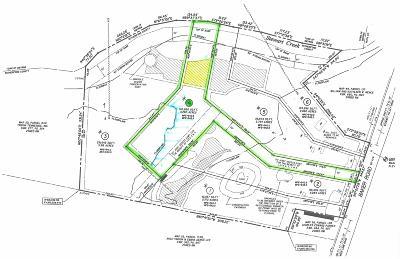 Smyrna Residential Lots & Land For Sale: Baker Road - Lot 4