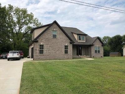 Marshall County Single Family Home For Sale: 4386 Thick Rd