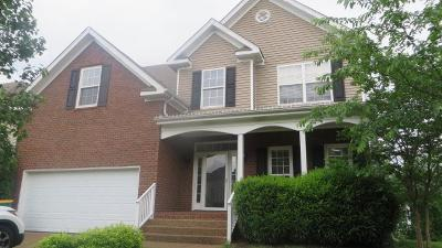 Spring Hill Rental For Rent: 3037 Romain Trail