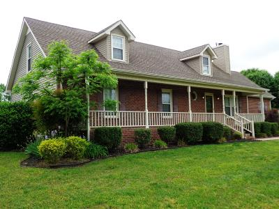 Murfreesboro Single Family Home For Sale: 1319 D'ann Drive