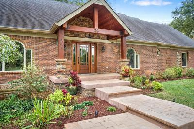 Clarksville Single Family Home For Sale: 801 Vaughan Rd