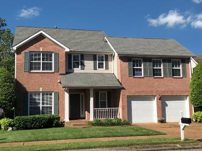 Franklin TN Single Family Home Active Under Contract: $429,000