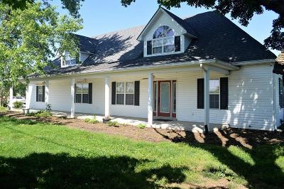 Winchester Single Family Home Active Under Contract: 250 Awalt Dr