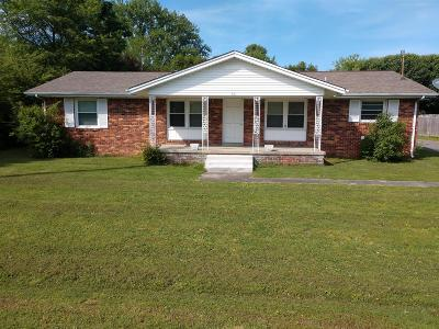 Smithville Single Family Home For Sale: 818 W Broad St