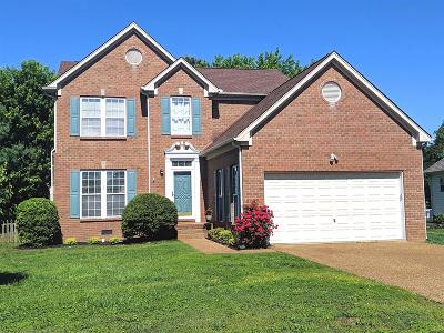 Old Hickory Single Family Home For Sale: 5010 Peach Orchard Dr.