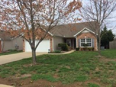 Spring Hill  Single Family Home Under Contract - Showing: 5027 Deer Creek Ct