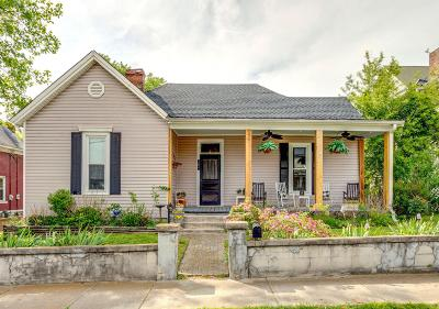 Mount Pleasant Single Family Home For Sale: 304 South Main St