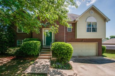 Hermitage Single Family Home Under Contract - Not Showing: 5404 Roxborough Pt