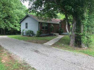 Clarksville Single Family Home Under Contract - Showing: 348 Golden Dr