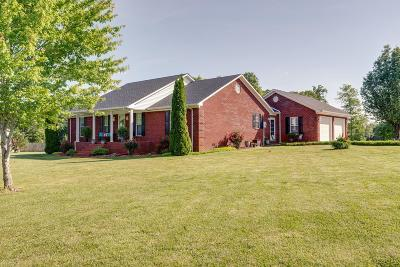 Lawrenceburg Single Family Home For Sale: 140 Mrs Gower Rd