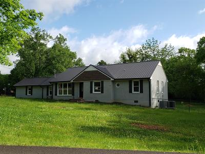 Lewisburg Single Family Home Under Contract - Showing: 620 Midway St