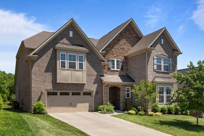 Mount Juliet Single Family Home Under Contract - Showing: 5219 Giardino Dr